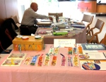 The Creating Hope table in The simon Cancer Center